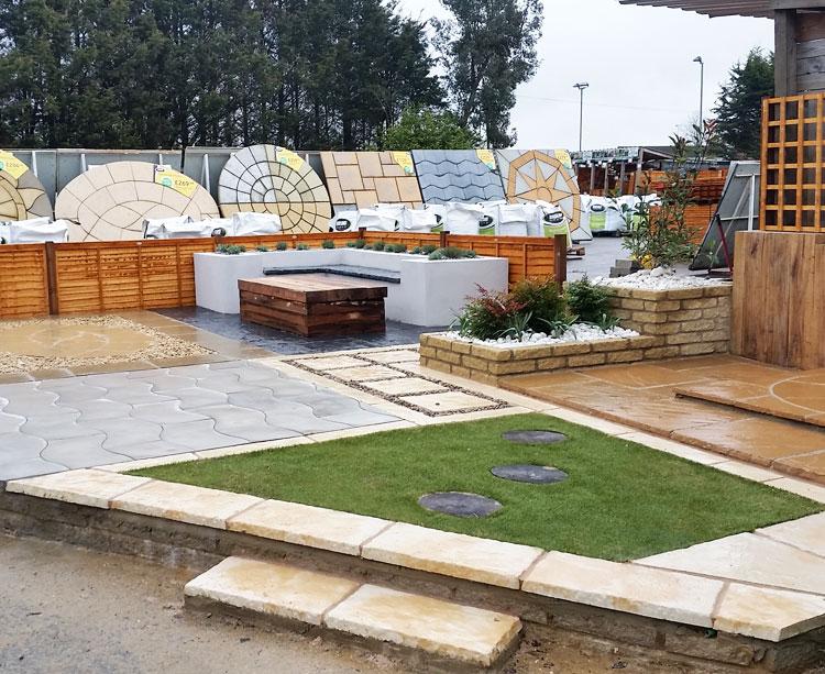 codicote display garden