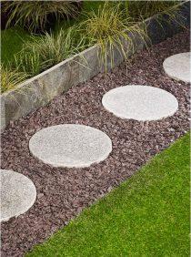 Granite Stepping Stones